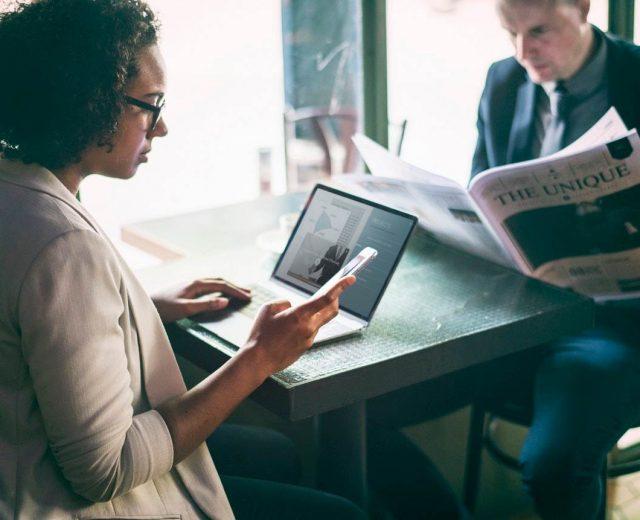 Virtual Office Communication